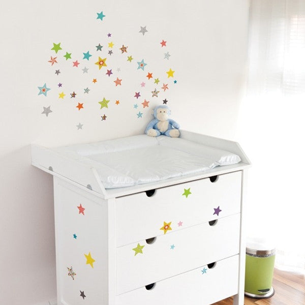 ADzif Wall Sticker Stars