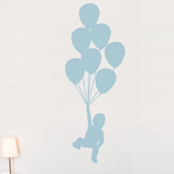 ADzif Wall Sticker Balloons