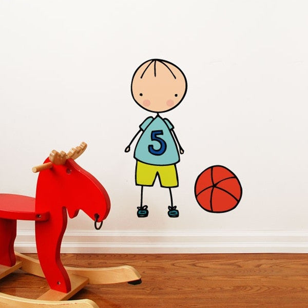 ADzif Wall Sticker Let's Play