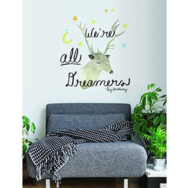 ADzif Wall Sticker All Dreamers