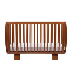 Bloom Retro Crib Oak