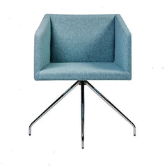 B&T Box Chair 4 ways Swivel by Nuans Design