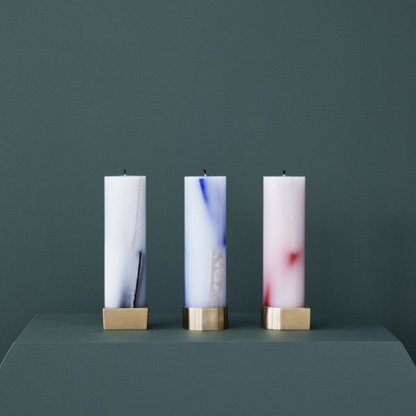 ferm LIVING Block Candle Holder