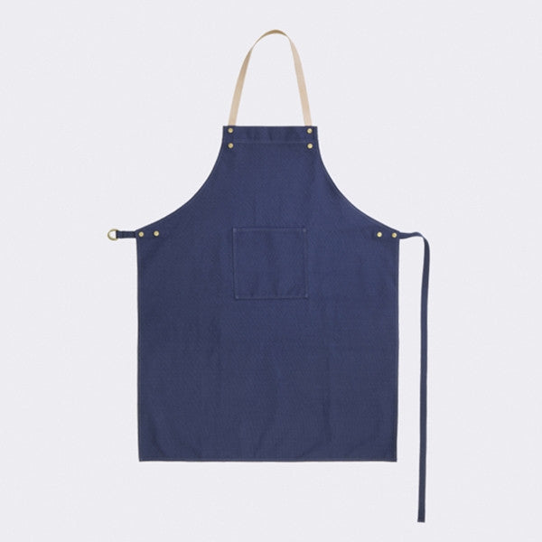 ferm LIVING - Apron - Blue