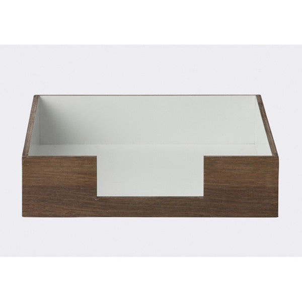 ferm LIVING - Letter Tray - Grey