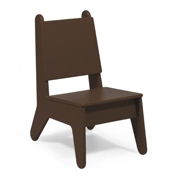 notNeutral BBO2 Kids Chair Chocolate Brown