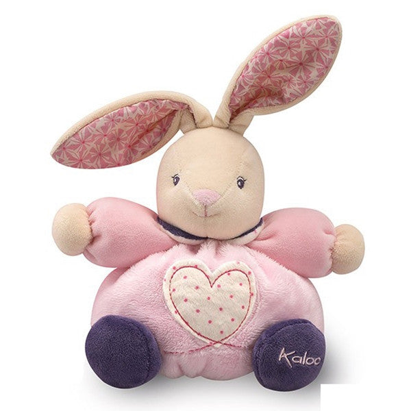 Kaloo - Petite Rose - Small Rabbit Heart
