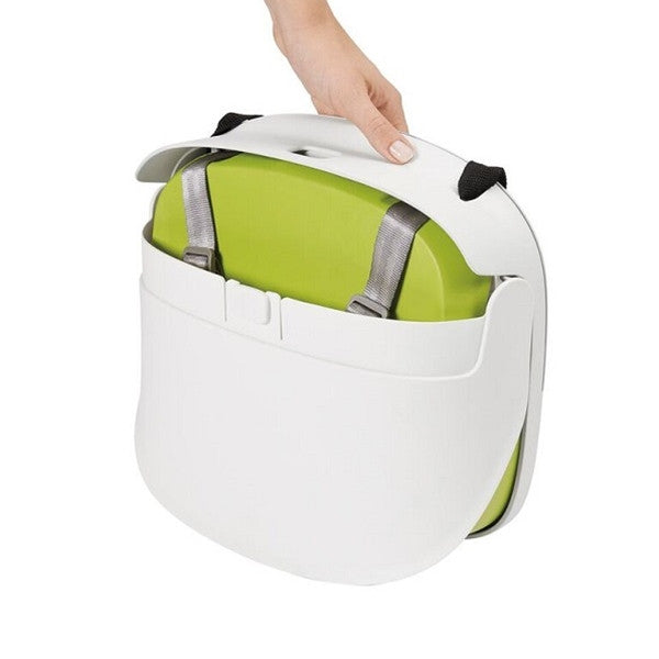 Oxo Tot Perch Youth Booster Green With Straps