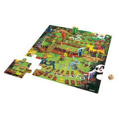 Janod - Jungle Snake & Ladders