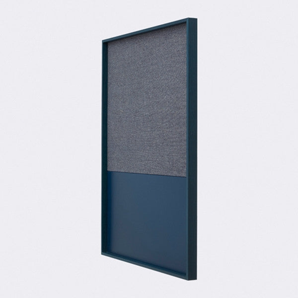 ferm LIVING Frame Pinboard Blue Small