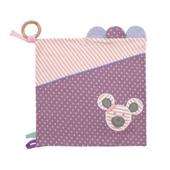 FARM BUDDIES - Ballerina Mouse Activity Blankie
