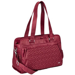 Lug - Caboose Diaper Bag - Cranberry