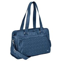 Lug - Caboose Diaper Bag - Ocean Blue