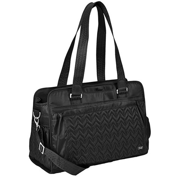Lug - Caboose Diaper Bag - Midnight