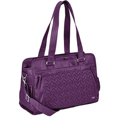 Lug - Caboose Diaper Bag - Plum