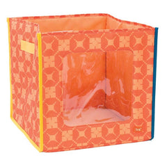 Lug Hide 'N Seek Storage Cube Sunset Hippo