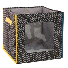 Lug - Hide 'N Seek Storage Cube Midnight Penguin