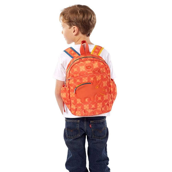 Lug Hokey Pokey Backpack Sunset Hippo