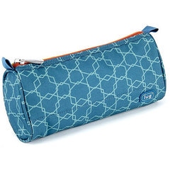 Lug - Scribble Pencil Case Aqua Elephant
