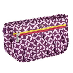 Lug - Rub A Dub Toiletry Pouch Plum Owl