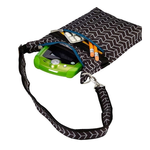 Lug Waddle Cross Body Pouch Midnight Penguin