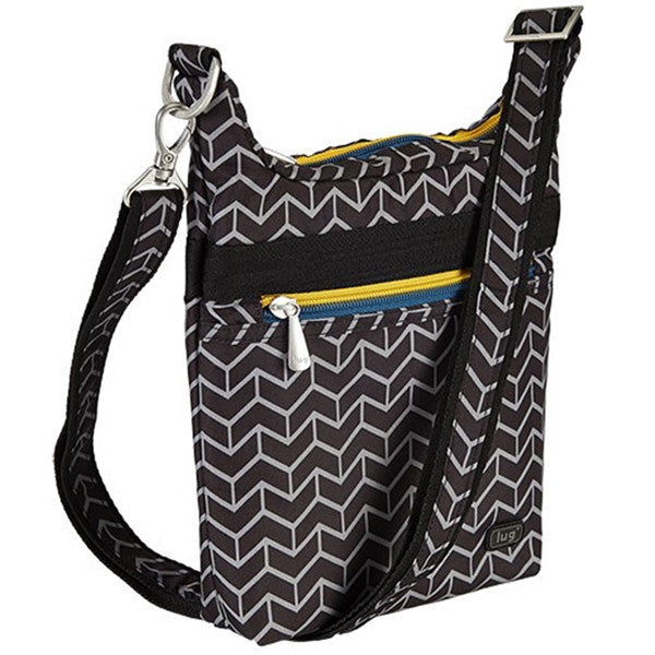 Lug - Waddle Cross Body Pouch Midnight Penguin