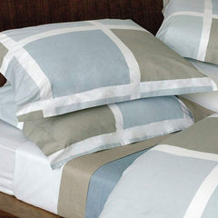 Area Bedding BLOCKS Sky Sham standard