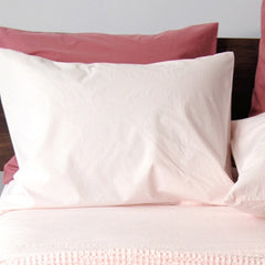 Area Bedding Anton Pink Twin Duvet Cover