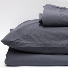 Area Bedding Anton Steel Twin Fitted Sheet