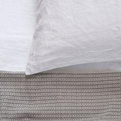 Area Bedding Nina Slate King Coverlet