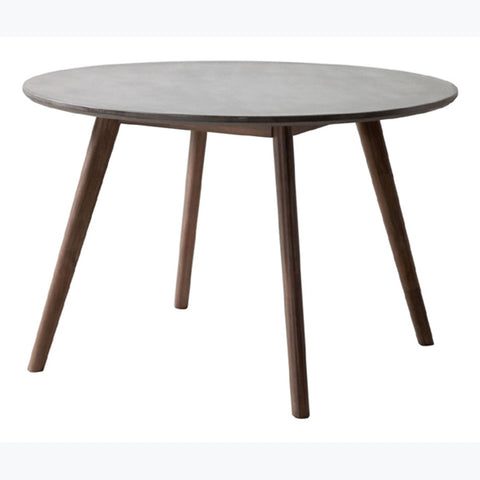 Zuo - Elite Dining Table Cement & Natural