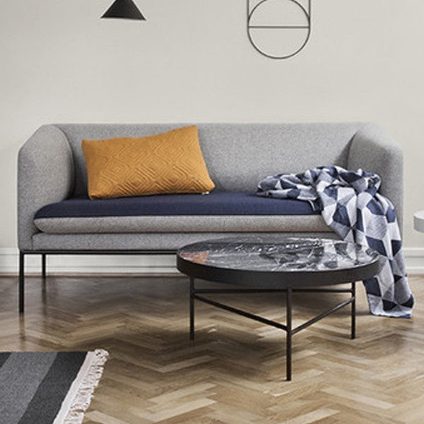 ferm LIVING Turn Sofa 3 Cotton