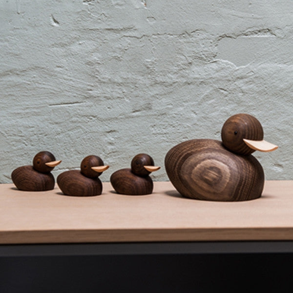 Lucie Kaas Duck, Big, Smoked Oak