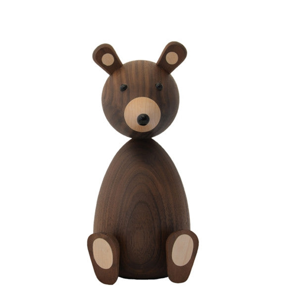 Lucie Kaas - Baby Bear, American Walnut Small