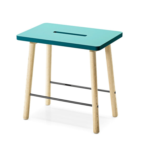 Lucie Kaas - Stool, Petroleum Green