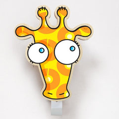ADzif Wall Sticker Giraffe Coat Hanger