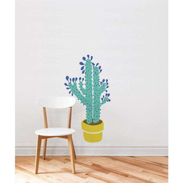 ADzif Wall Sticker Forever Plant