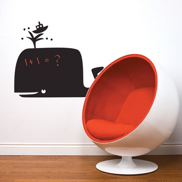 ADzif Wall Sticker Whale