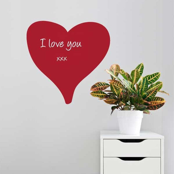 ADzif Wall Sticker Love Chalkboard