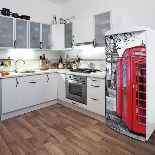 ADzif Wall Sticker London (fridge) 30'