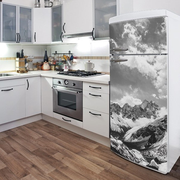 ADzif Wall Sticker Monotone Himalayas in Nepal 30'