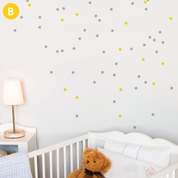 ADzif Wall Sticker Snowy