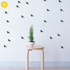 ADzif Wall Sticker Little Birds