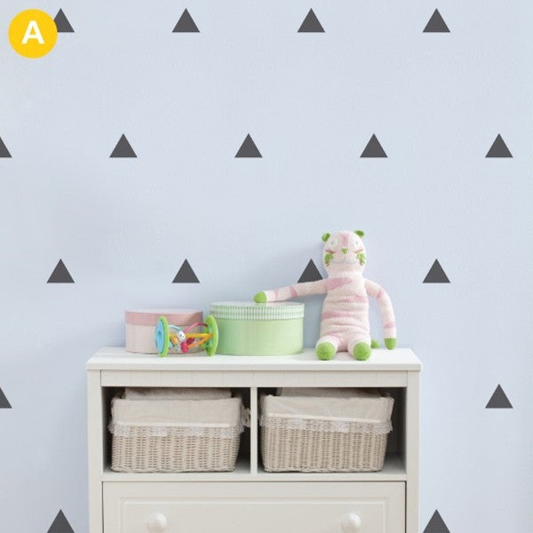 ADzif Wall Sticker Tritriangle