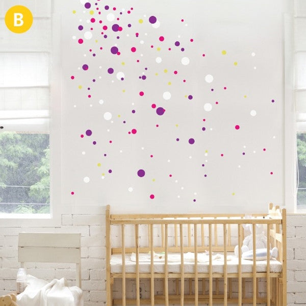 ADzif Wall Sticker Snowballs