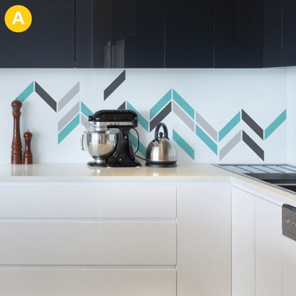 ADzif Wall Sticker Zag