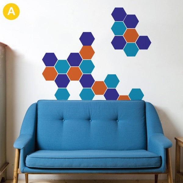 ADzif Wall Sticker Alveoli