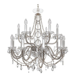 ADzif Stick It Crystal Chandelier