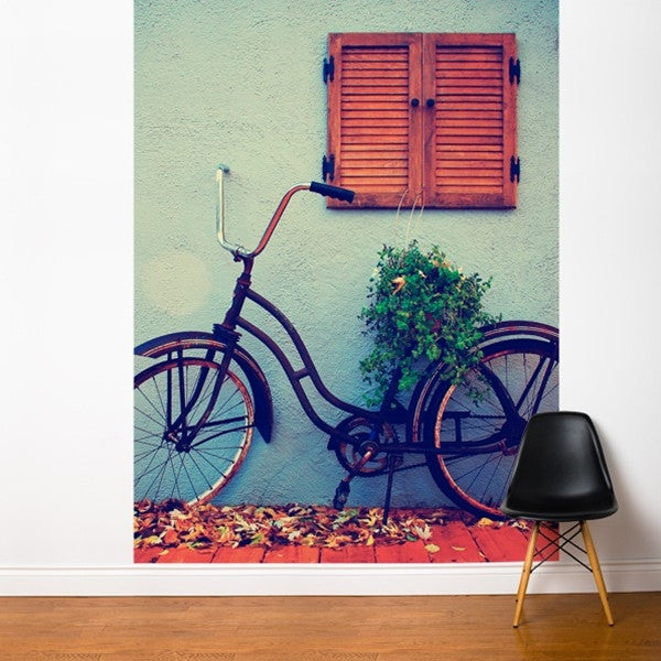 ADzif Fresk Retro Bike 6ft x 8ft
