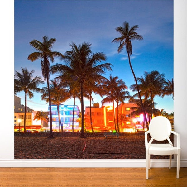 ADzif Fresk Miami Beach 8ft x 8ft